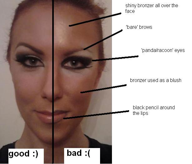 how to apply good makeup